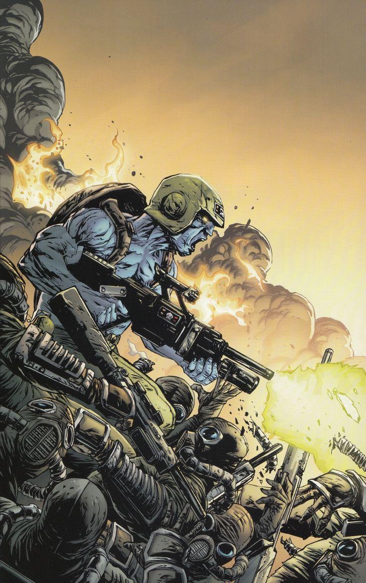 Rogue Trooper - Last Man Standing