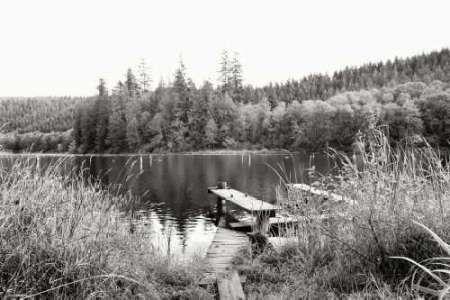 Baker Lake Dock