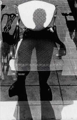 Lee Friedlander - Self-Portrait, Wilmington, Delaware, 1965