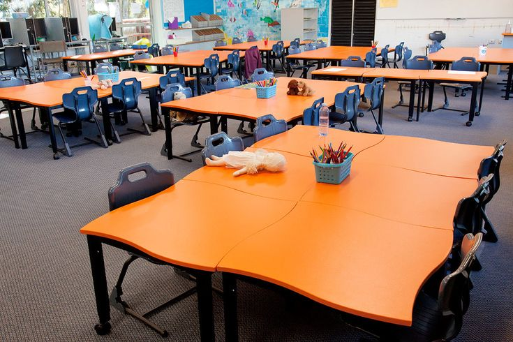 Classroom Furniture Australia ~ Significance of color and size school furniture bfx