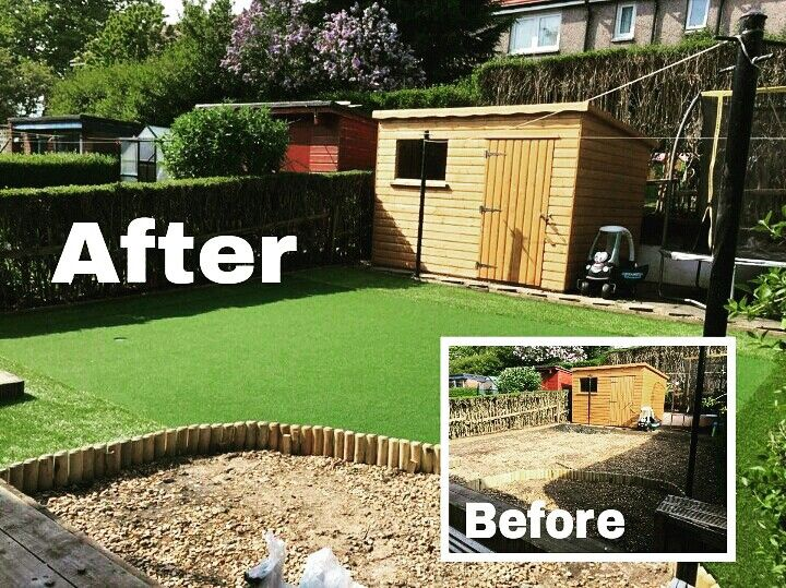 113 best beforeafter images on pinterest artificial turf before and after call us 01506655965 or visit our website artificialturfscotland astroturfartificial turfgarden landscapingglasgowgrassesgarden workwithnaturefo