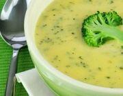 Νόστιμη και ελαφριά βελουτέ σούπα με μπρόκολο   ingossip.gr