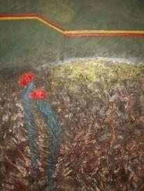 """Smolensk"", oil, canvas, 100 x 80 cm, by Altea Leszczynska"