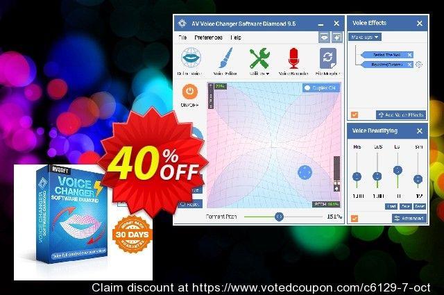 Av Voice Changer Software Diamond 9 5 Coupon On Women S Day