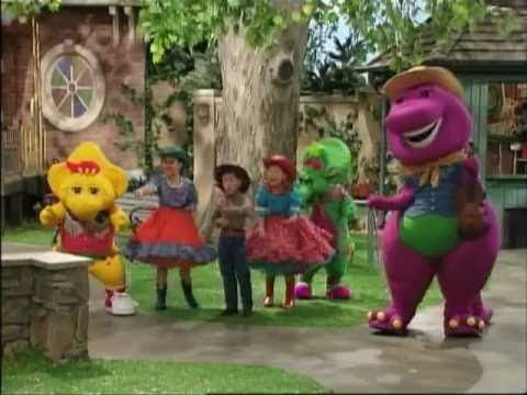 Barney - A Square Dance Song