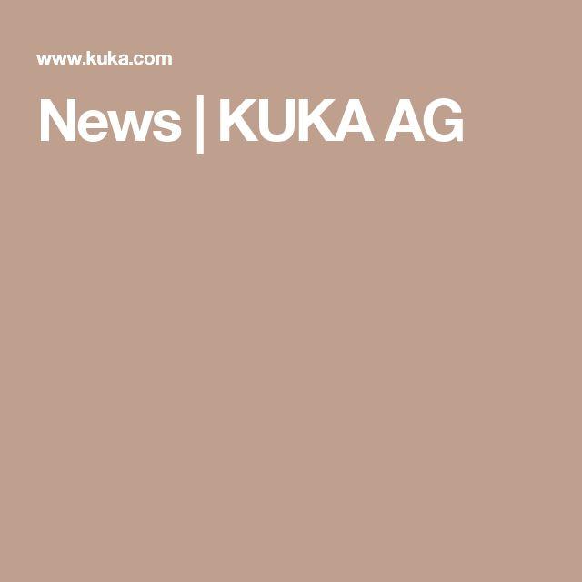 News   KUKA AG
