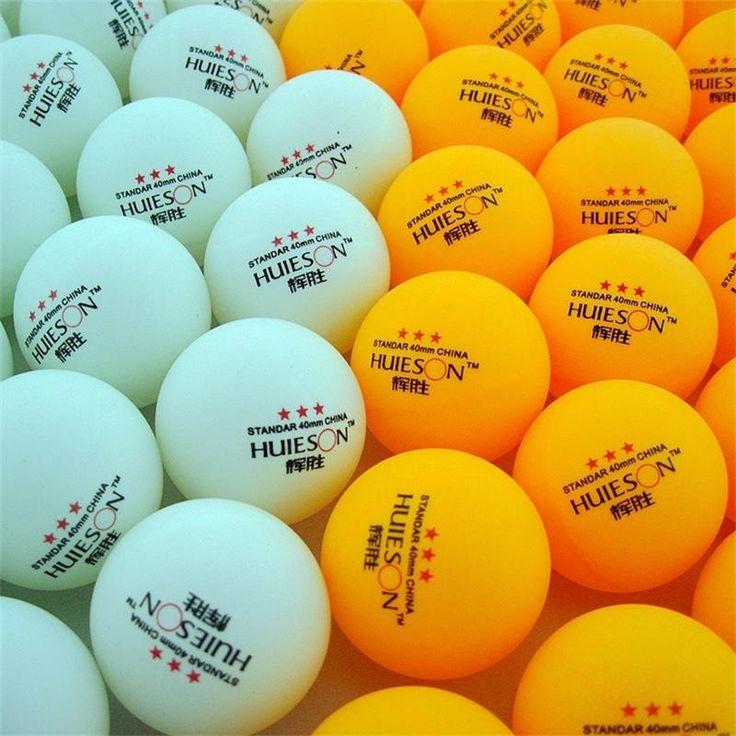 30 Pcs 3-Star 40mm 2.8g Table Tennis Balls Ping pong Ball White Orange Pingpong Ball Amateur Advanced Training Ball
