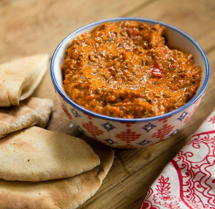 Just Cooking recipes Harissa Paste