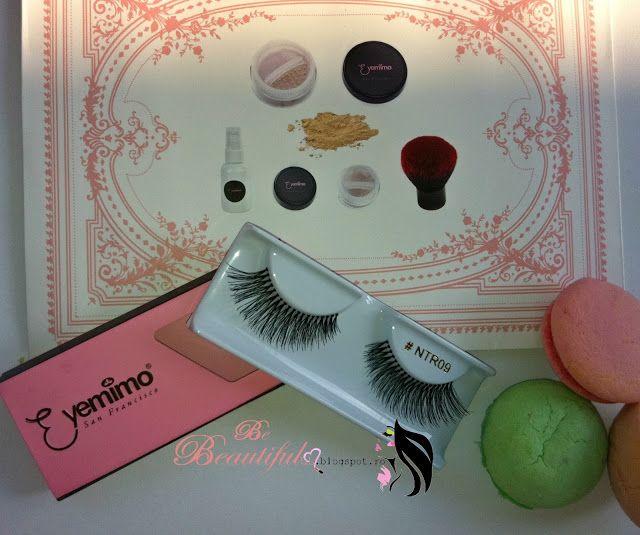 Eyemimo Eyelashes #NTR09
