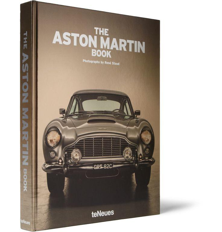 Teneues The Aston Martin Book By René Staud Hardcover Book Mr Porter Aston Martin Books Aston Martin Cars