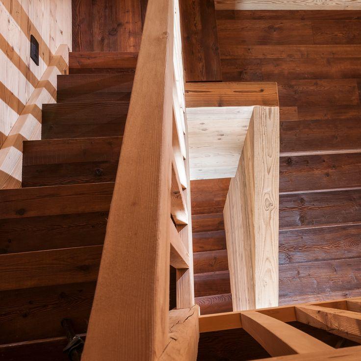 10 besten Scale in legno antico di recupero/ Reclaimed old wood ...