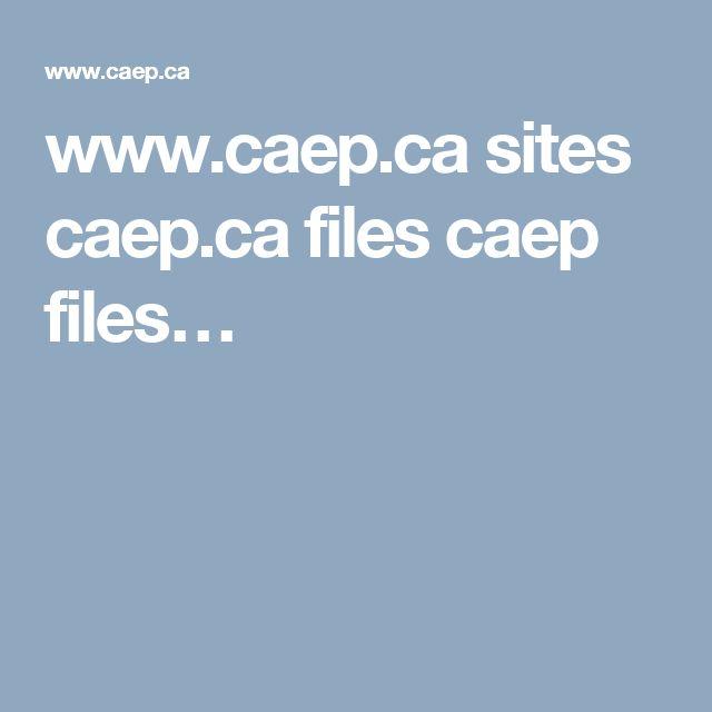 www.caep.ca sites caep.ca files caep files…