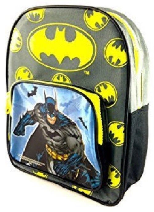 Little Kids  Gift Batman Mini Backpack With Coloring Activity Fun Pack Boy  Gifts  Disney  Backpack 6b879286cfa55