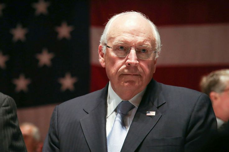 Problem #1: congressional Republicans keeping asking Dick Cheney for guidance on foreign policy. Problem #2: Cheney's talking points are literally unbelievable.