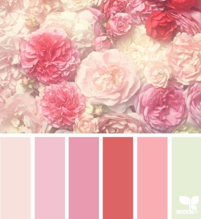 blooming tones Voor meer kleur inspiratie kijk ook eens op http://www.wonenonline.nl/interieur-inrichten/interieur-kleur/