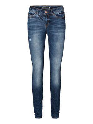 LULU NW SLIM BA902 JEANS NM VERO MODA #veromoda #noisymay #jeans #denim #fashion @Veronica MODA