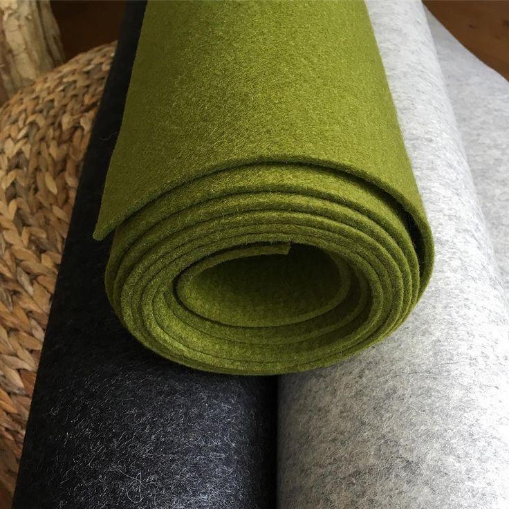 Wat zou J I J  van deze kleur(en) willen? #theemuts #telefoonhoesje #vaas #mand #sleeve #clutch #kruikenzak #schaal ..... ?  #wolvilt #groen #greenlovers #greenlove #vilt #gogreen #greendesign #custommade