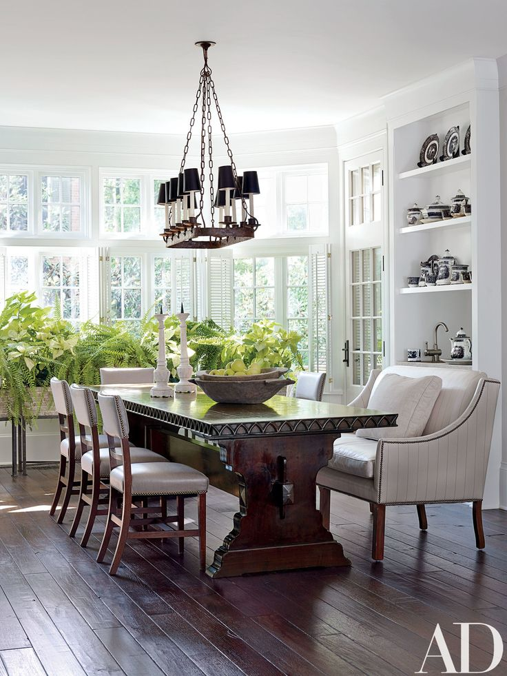 A Tudor Revival Home in Washington, D.C. is Updated to Exude a Contemporary Attitude Photos | Architectural Digest