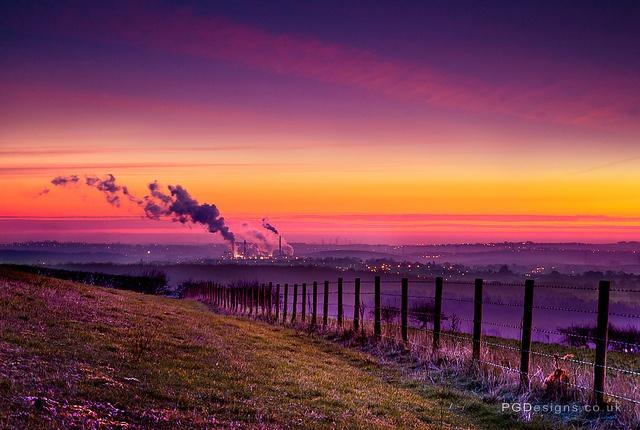 Barnsley Sunrise