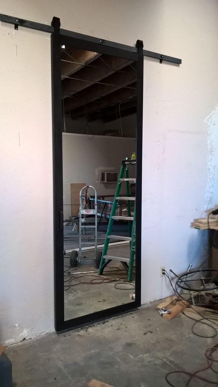 17 best artistic metal doors images on pinterest metal doors 9x45 metal mirrored sliding door vtopaller Gallery
