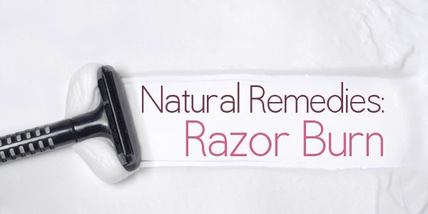 Natural Remedies: DIY Razor Burn Treatments with Simple, Natural Ingredients