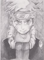 Naruto by martystka