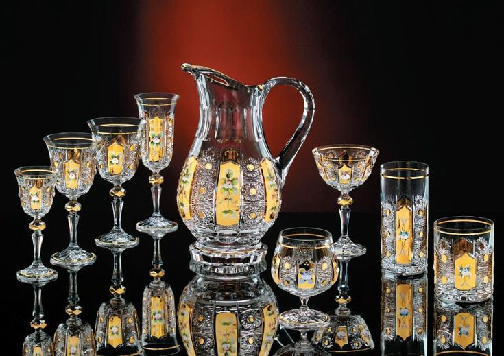 Картинки по запросу богемское стекло