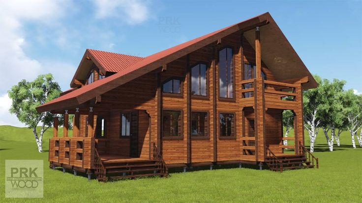 #Дом с #террасой или с #балконом или со #вторым_светом? в этом проекте есть все! #планировки и другие #виды_дома по ссылке на сайте .