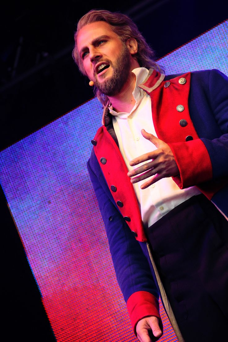 Geronimo Rauch.  http://www.lesmis.com/uk/sights-and-sounds/videos/  (Image credit: Dee Christensen Photography)  #LesMis #WestEndLive2013