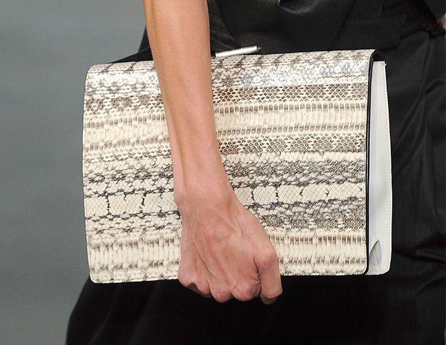 Neutral Clutches for Spring '14: Helmut Lang