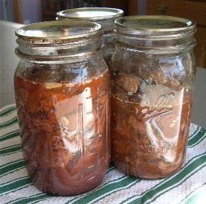 Canning venison, the ultimate country skill! or one of them anyway.....