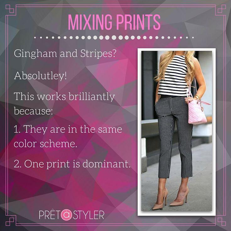 #workstyle #annreinten #pretastyler #myprivatestylist #fashiontips #styletips #mixingprints #prints