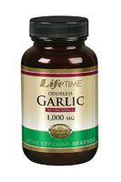 Lifetime Odorless Garlic