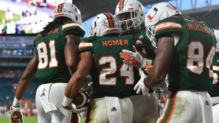 A kickoff time has been announced for the rescheduled Miami-FSU rivalry game