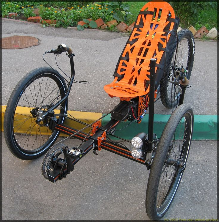 2641 best images about motor and cycle on pinterest for Recumbent bike with electric motor
