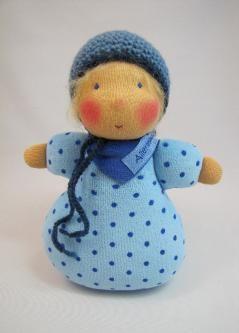 waldorf sack doll