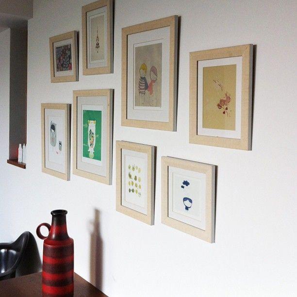 "@Simone Akkermans blogs's photo: ""More frames on My wall."""