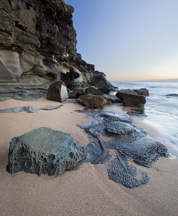 Shelly Beach | Neil Paskin Photography