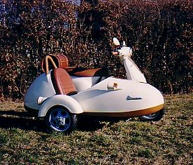 seriously thinking about this sidecar for my vespa.