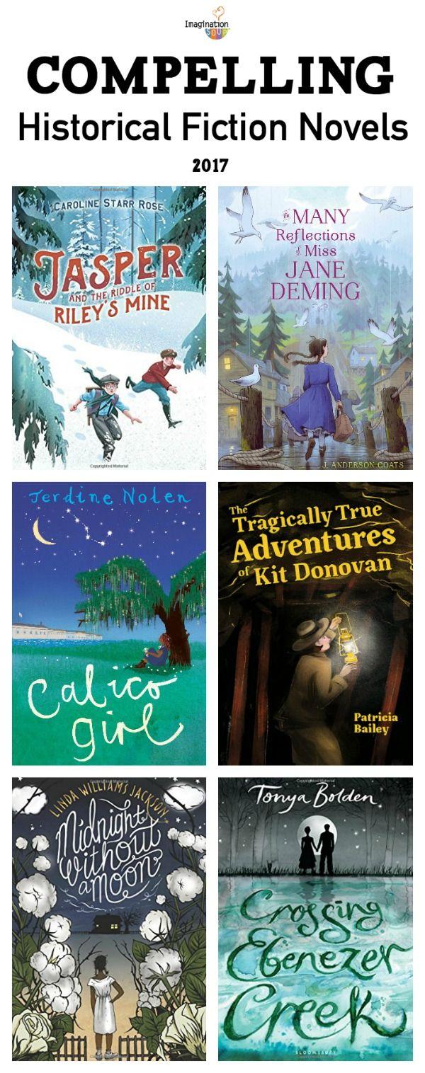 Vivid Historical Fiction Choices for Kids   Imagination Soup