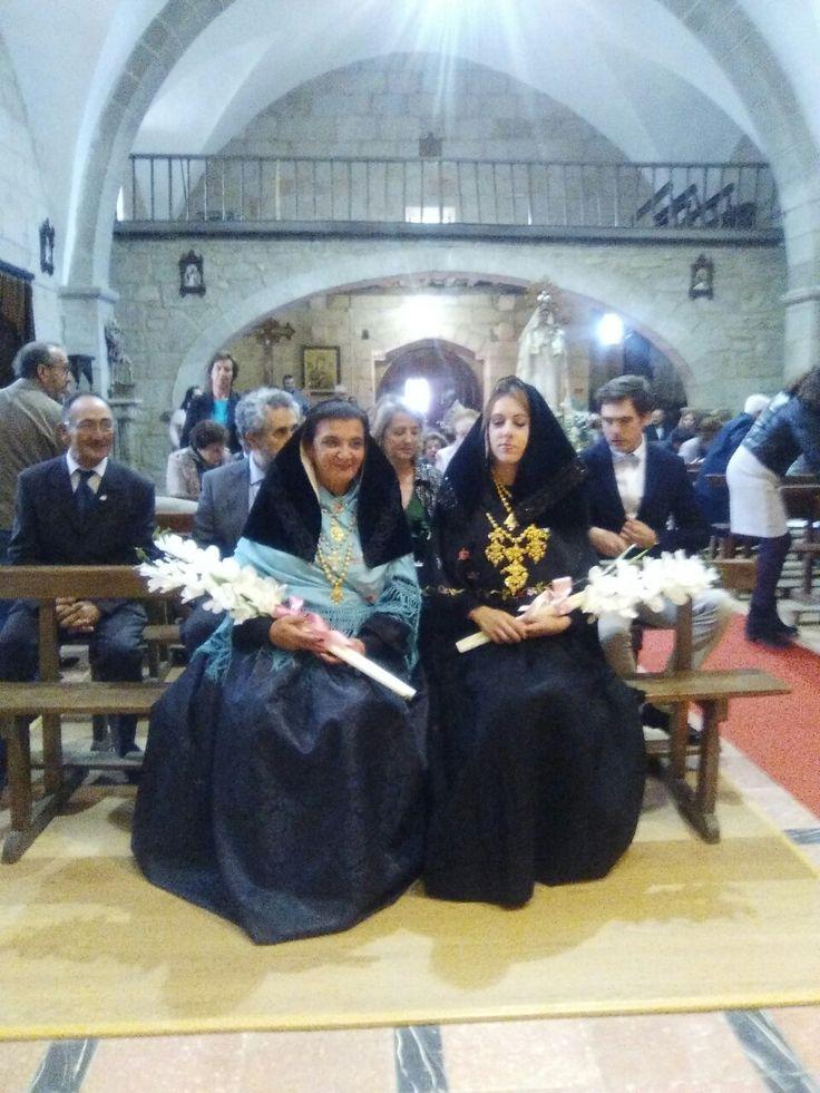 Trajes tradicionales de las Madrinas de Bogajo Salamanca, con esto quiero que vean la importancia que se tiene de conservar las tradiciones