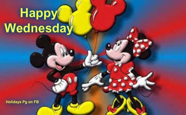 Happy Wednesday !