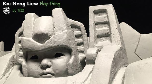 Koi Neng Liew: Play-Thing | JAN 14 - FEB 25, 2017