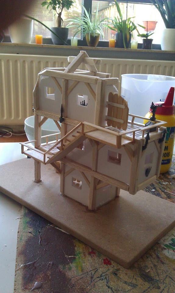 Fine Mordheim Building Templates Festooning - Certificate Resume ...
