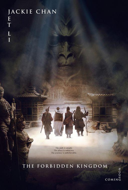 The Forbidden Kingdom Movie Poster - Internet Movie Poster Awards Gallery