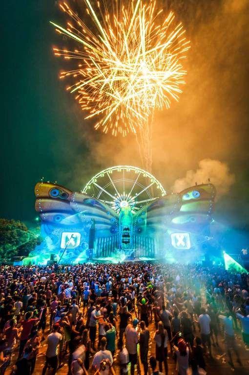 Je veux aller à Tomorrowland!