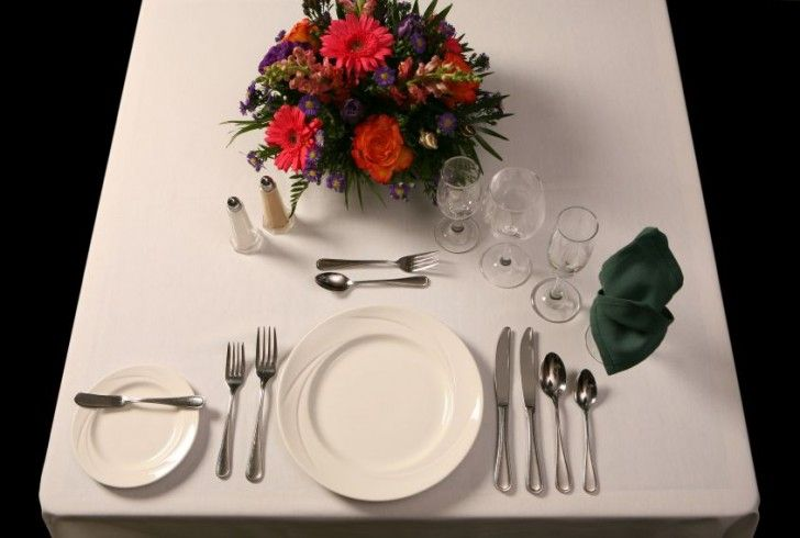 Miss Manners Wedding Etiquette: 1000+ Ideas About Proper Table Setting On Pinterest