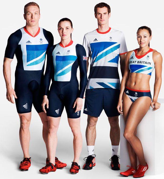 Adidas Team GB kit.