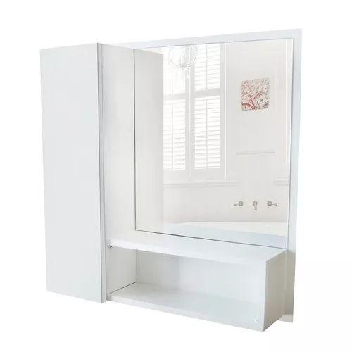 Arm 225 Rio Mdf Para Banheiro Com Espelho Espelheira Cores R