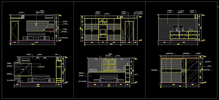 Autocad drawings download woodworking projects plans for Interior design cad free